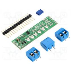 Modulo Shield Driver integrato DRV8835 2 motori DC 1,2A PWM per Arduino