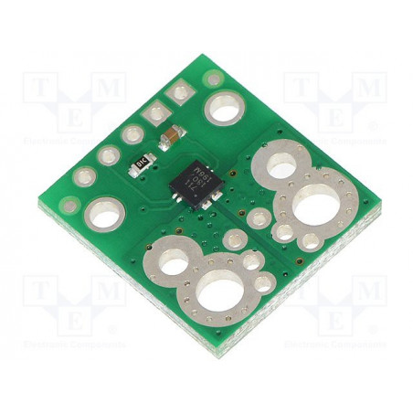 Sensore corrente DC -15,5-15,5A 100V max integrato ACS711 0-5V Arduino compatibile