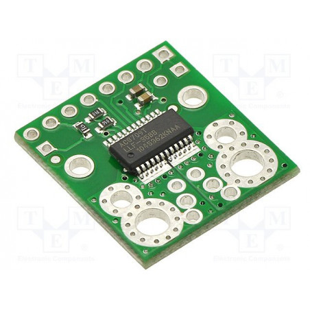Current sensor DC -15.5-15.5A 100V max integrated ACS711 0-5V Arduino compatible