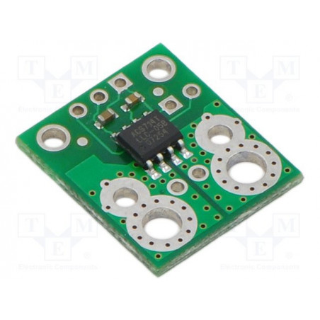 Integrated DC -5-5A 0-30V current sensor ACS714 0-5V Arduino compatible