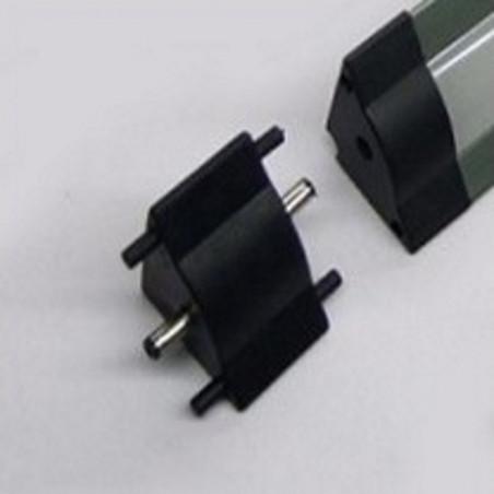 STRI SCI A LED BAR 100cm RIGID ANGULAR ALUMINUM COMPONIBLE 12V