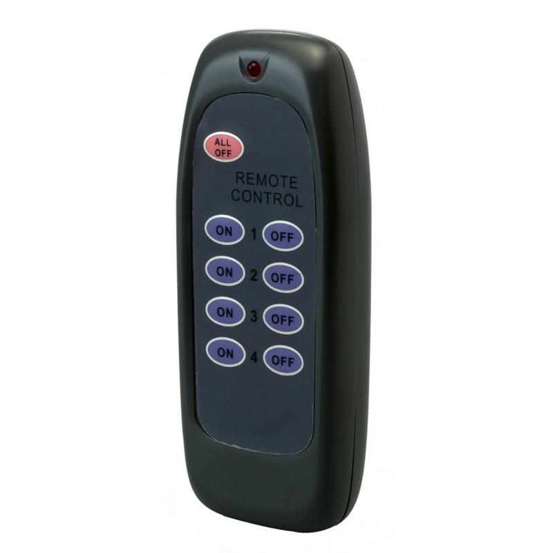 Telecomando per attuatori e prese radiocomandate wireless Smart Start DSE1000