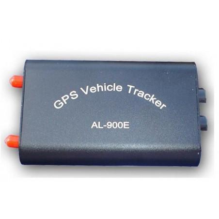 KIT localizzatore tracker satellitare GPS GSM GPRS per autoveicoli con accessori