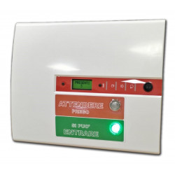 Access counter control for Sany Count anti-assembly shops with display