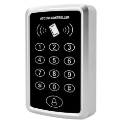 Access control keypad 125 kHz RFID reader door opener relay for lock