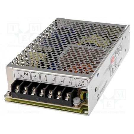 Alimentatore universale switching stabilizzato 24V DC 1,1A RS-25-24