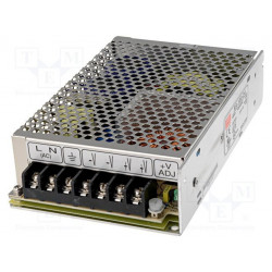 Stabilized universal switching power supply 24V DC 1,1A RS-25-24