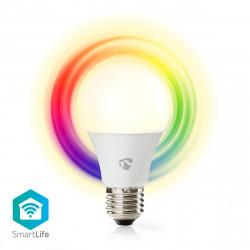 Lampadina multicolore RGBW SmartLife WiFi App Android iOS Alexa Google Home