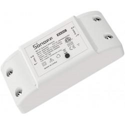 Sonoff Basic WiFi relé 230V 10A control remoto de dispositivos eléctricos inteligentes