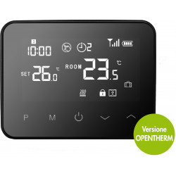 Comfort.me DUO Smart Wireless Wi-Fi chronothermostat for OpenTherm boilers