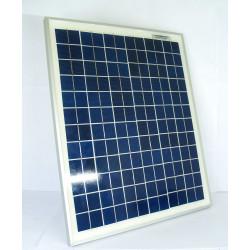 Solar photovoltaic module panel 20W 12V 1600mAh 440x360x25 mm energy