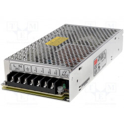 12V DC 12.5A RS-150-12 stabilized universal switching power supply