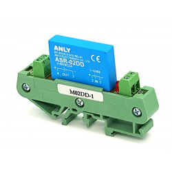 SSR solid state relay with...