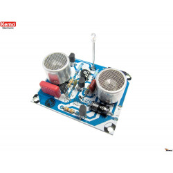 Adjustable ultrasonic proximity proximity sensor KIT 10–80 cm 9-12 V DC