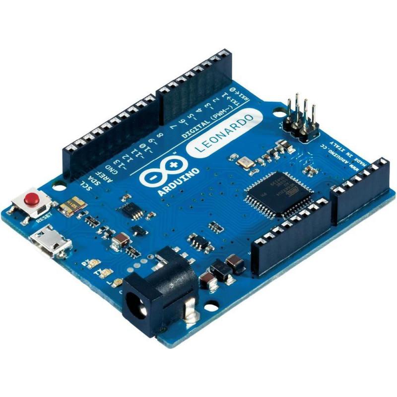 Arduino Leonardo board scheda di sviluppo microcontrollore ATmega32u4 ORIGINALE