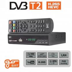 Ricevitore TV digitale terrestre DVB-T2
