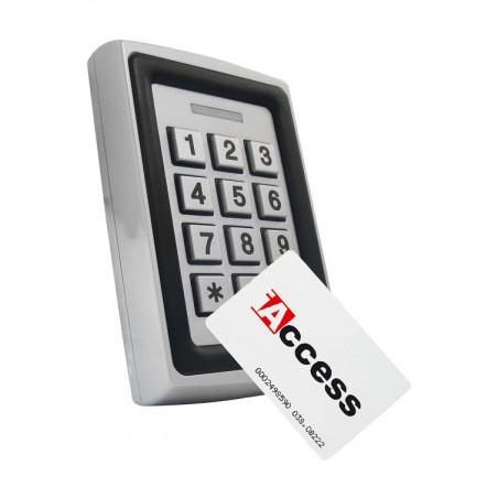 Serratura elettronica iAccess M0 Plus tastiera + RFID con relè e uscita Wiegand
