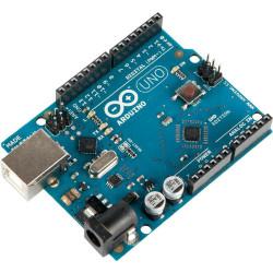 Arduino UNO SMD board scheda di sviluppo microcontrollore, cavo USB ORIGINALE