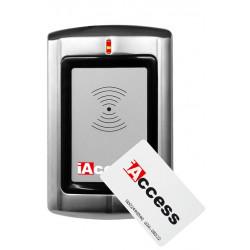 Lettore RFID Wiegand antivandalo iAccess W0-Plus esterno interno Arduino