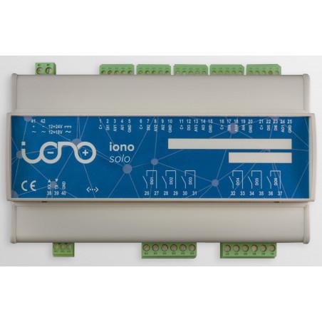 IONO SOLO - Interfaccia professionale I/O shield per board Arduino case barra DIN