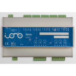 IONO UNO - Interfaccia professionale I/O con board Arduino UNO case barra DIN