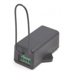 Mini receptor de radio inalámbrico universal de autoaprendizaje 433,92 MHz 2 canales
