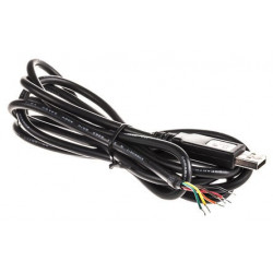 Convertitore cavo USB RS232 TTL 5V FTDI professionale connessione filare