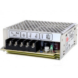 12V DC 2.1A RS-25-12 stabilized universal switching power supply