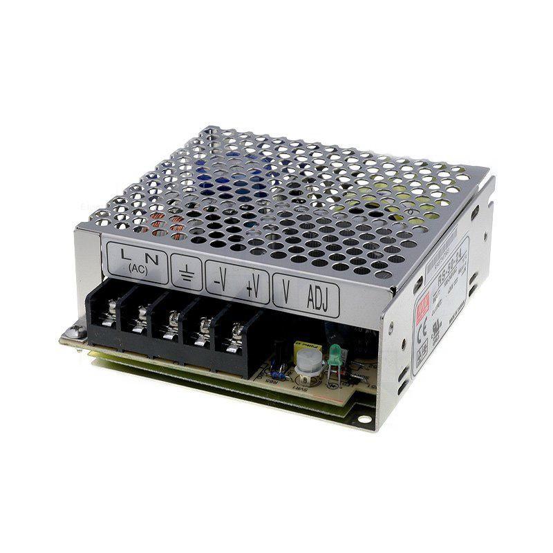 Alimentatore universale switching stabilizzato 12V DC 4,2A RS-50-12