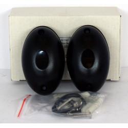 Sensor de fotocélula de infrarrojos Salida de relé de 12-24 V CC para alarmas antirrobo de puertas automáticas
