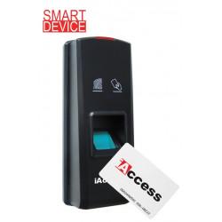 iAccess M6 Verrouillage LAN électronique d'empreintes digitales RFID