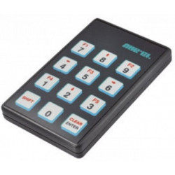 High security handheld remote control 12 channels 433MHz for HCS receivers