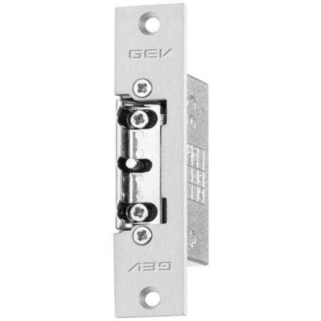 Attuatore telaio porta apriporta 110mm 12V AC DC per serrature elettroniche