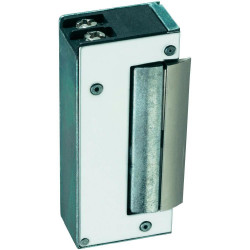 Actuador marco de puerta 65mm 12V AC DC para cerraduras electrónicas