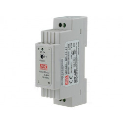 15V DC 1A DR-15-15 stabilisierte Universalschaltung DIN Bar Stromversorgung