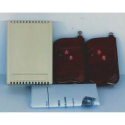 Radiocomando wireless apricancello 1 canale monostabile con 2 telecomandi inclusi