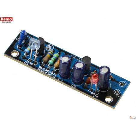 KIT rilevatore infrarossi 12V DC con indicazione LED e uscita tensione