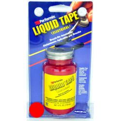 Isolante liquido rosso Plasti Dip® 118ml 55000V/mm anti abrasione con pennello