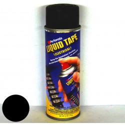 Aislante líquido negro Plasti Dip® 170g 55000V / mm antiabrasión SPRAY