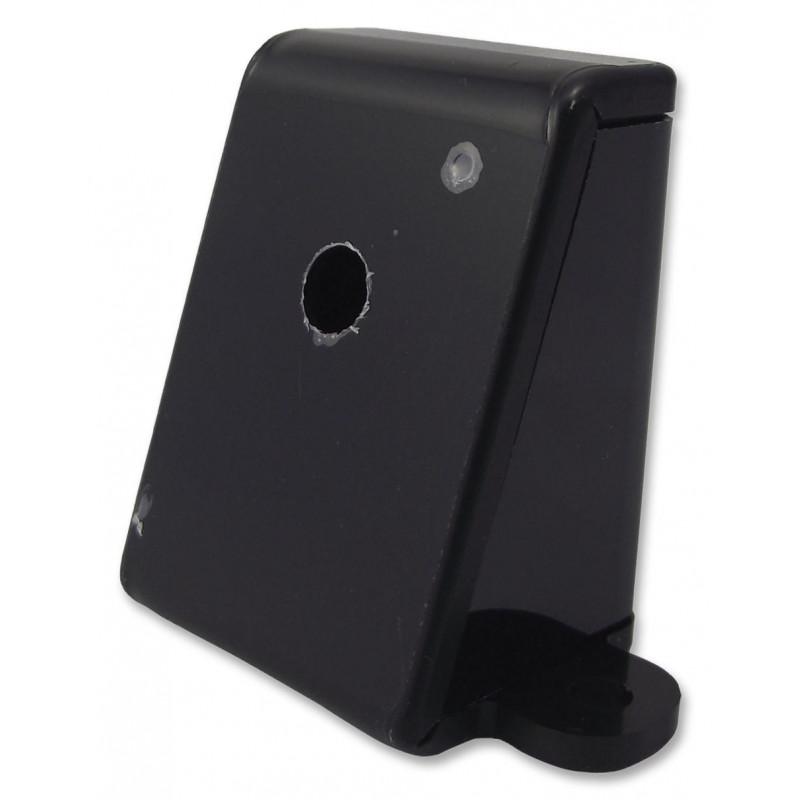 Estuche de plástico negro para Raspberry PI Camera y PI Camera NoIR