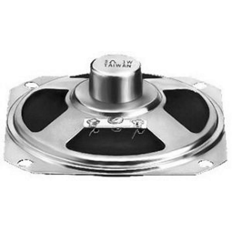 Altoparlante speaker miniaturizzato 8 Ohm 0,25W diametro 45mm contatti a saldare