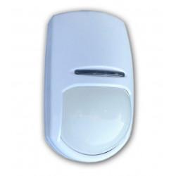 Wireless volumetric PIR sensor PET battery immune bracket Alarm 2800-LED