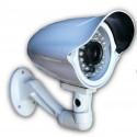Telecamera videosorveglianza day night 36 led 480 linee con filtro IR automatico
