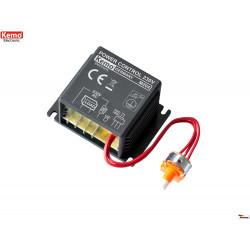 CONTROLLO POTENZA zero crossing 230V 16A per riscaldatori e carichi resistivi