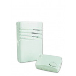 Wireless electronic doorbell 100m range with 12 ringtones