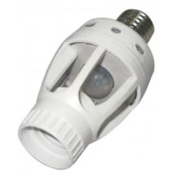 AUTOMATIC LIGHT SWITCH-ON MOTION SENSOR FOR E27 BULB