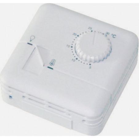 Termostato electronico manual calefaccion calor frio aire acondicionado