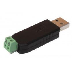 Convertitore USB RS485 formato penna usb universale per PC