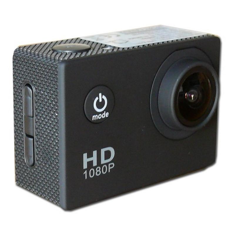 Action sport camera telecamera Full HD, display LCD, microSD, HDMI, USB 2.0