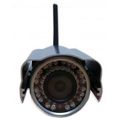 Cámara IP HD videovigilancia día noche 1 Megapixel ethernet + wifi